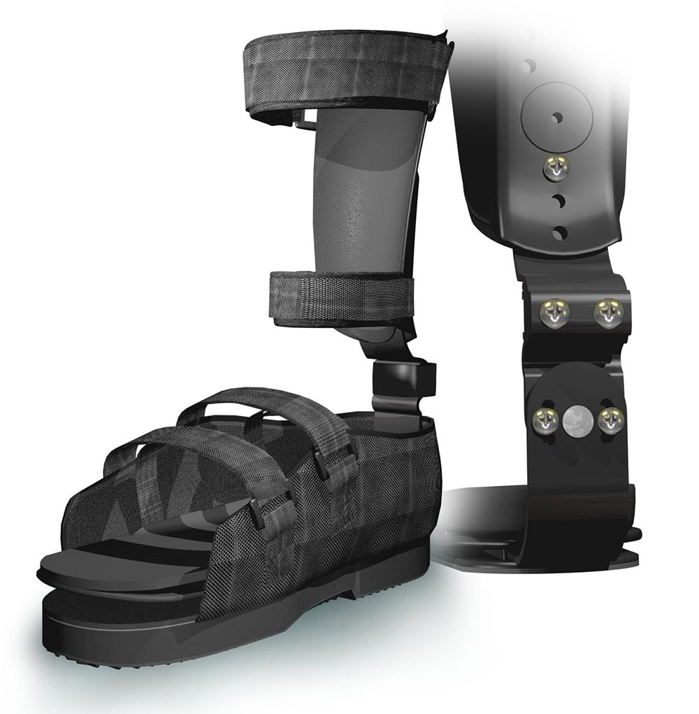Pediatric ABBY™ Articulating Ankle Foot Orthosis