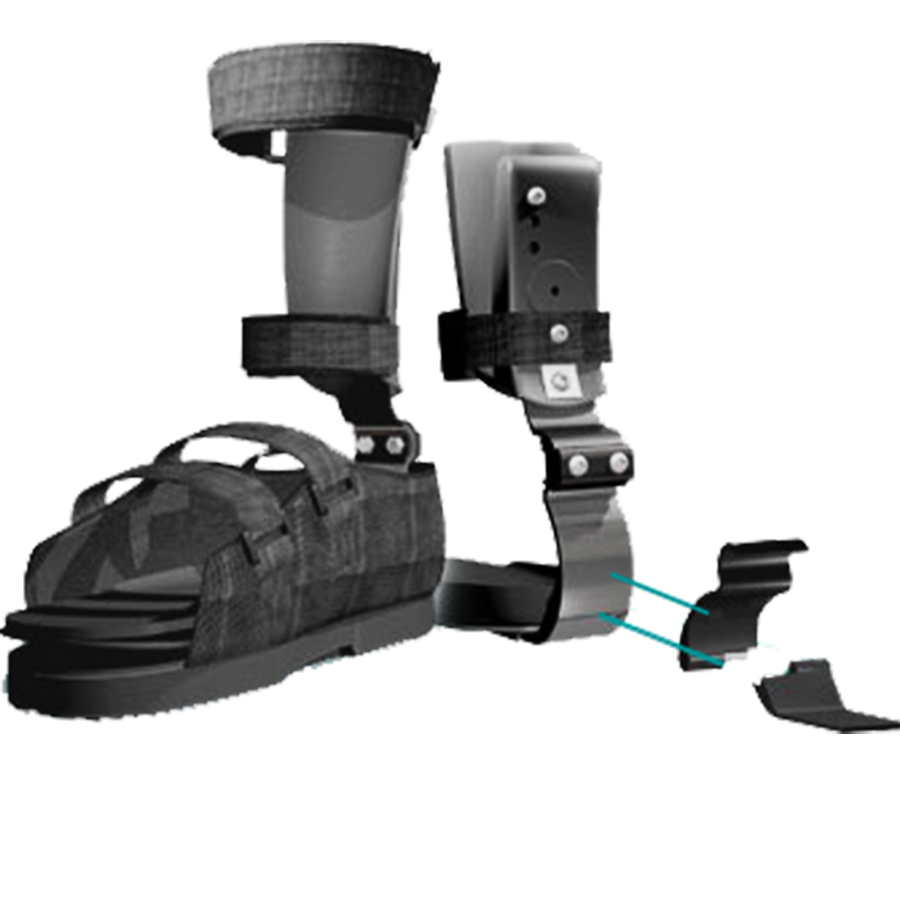 RIBBY™ Ankle Foot Orthosis