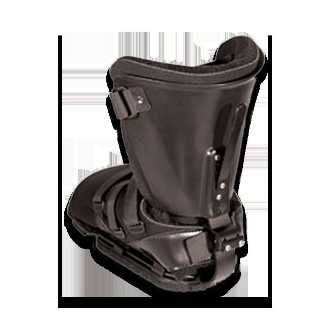 AFO APU HD (Adj.Post.Upright) Bariatric Standard Kodel Black